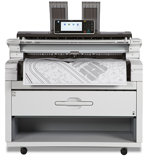 Wide Format Printers - Ricoh Printers - Digital Imaging Systems